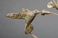 Colibri (détail) H:46cm-L:45cm